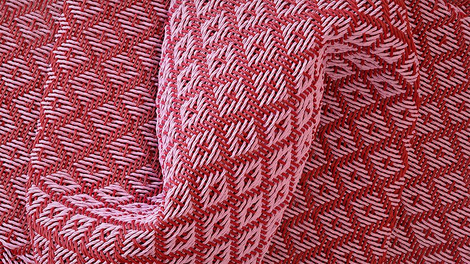 RealCloth 2.0 - detail vláken tkaniny