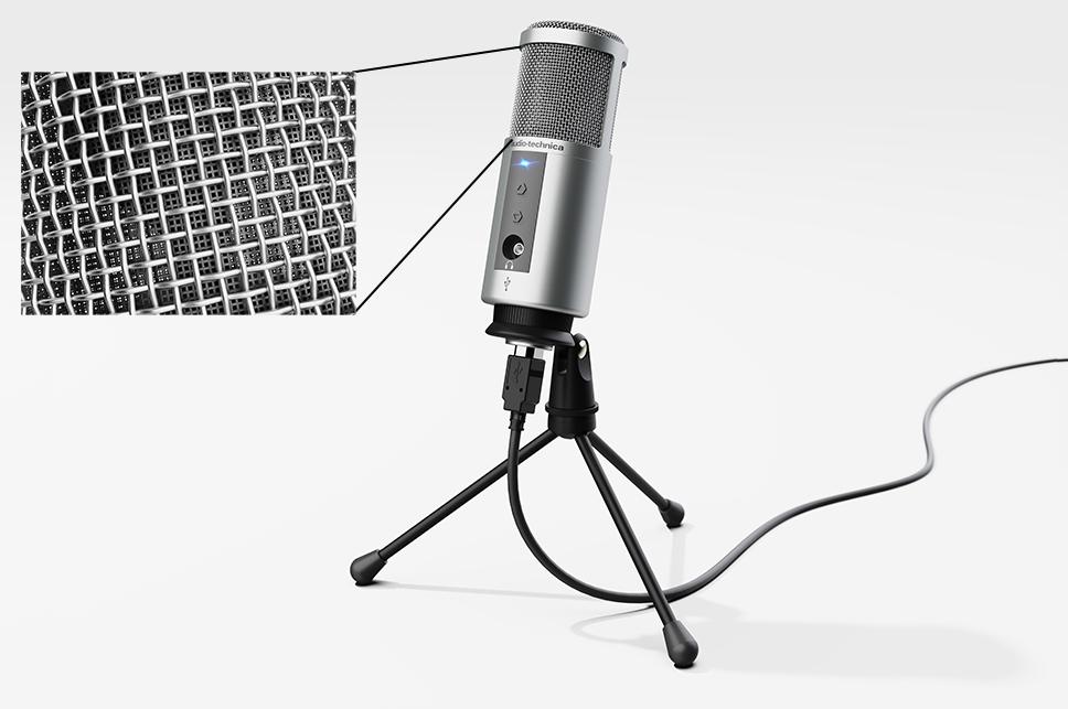 RealCloth 2.0 v praxi - mikrofon